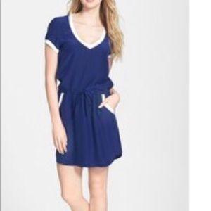 NWOT Amanda Uprichard silk dress